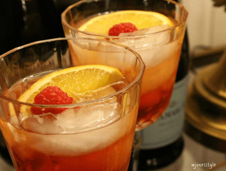 #aperolspritzcocktail