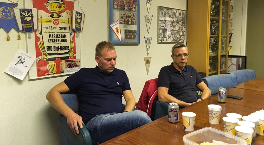 Lotta Engbergs markering mot Mikael Sandstrm | Hnt