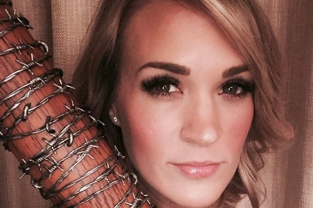 Headlines Carrie Underwood Turns 34 Meghan Linsey Spider