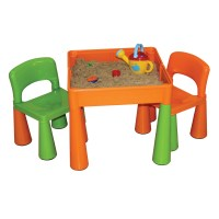 Children's Multi Purpose Table and Chair Set - Purple ...