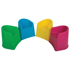 Plastic Kid Chairs Outdoor Round Chair Cushions Children 39s Tub  Mjsseducation Co Uk