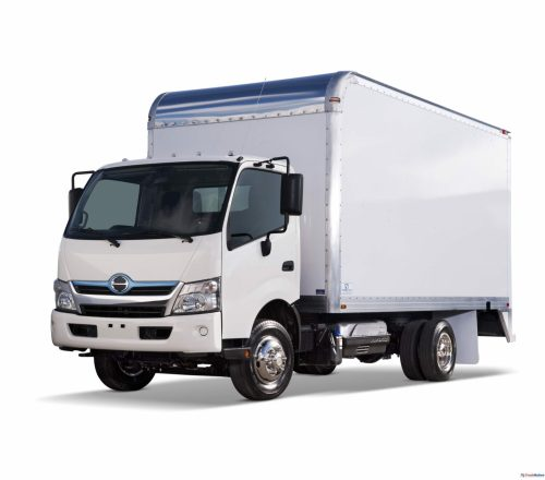 small resolution of dry box truck