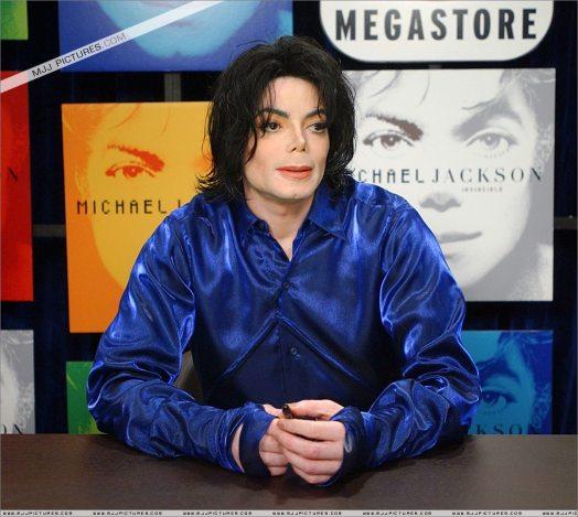 MJ 2001 Invincible 4