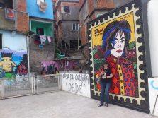 * Santa Marta Favela Rio