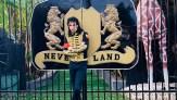 Australian Fan Creates His Own Neverland