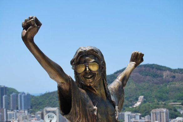 Michael's Lookout – Santa Marta Favela, Rio de Janeiro ...