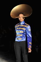 LFW SS2013: Philip Treacy Catwalk