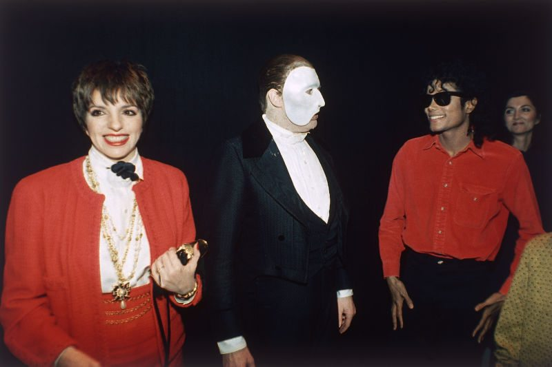 liza and michael and michael