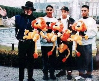 3T with Uncle Michael