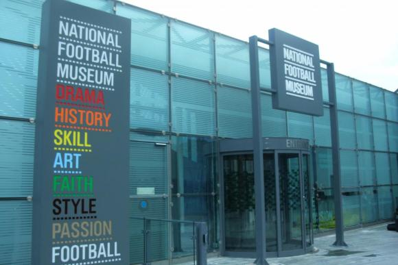 The National Football Museum