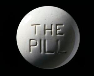 L0059976 Model of a contraceptive pill, Europe, c. 1970 Credit: Science Museum, London. Wellcome Images images@wellcome.ac.uk http://wellcomeimages.org