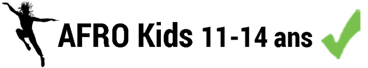 Afro Kids 11-14 ans