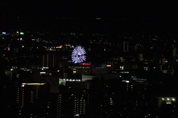 【愛媛】松山市瀬戸風峠観覧車くるりん