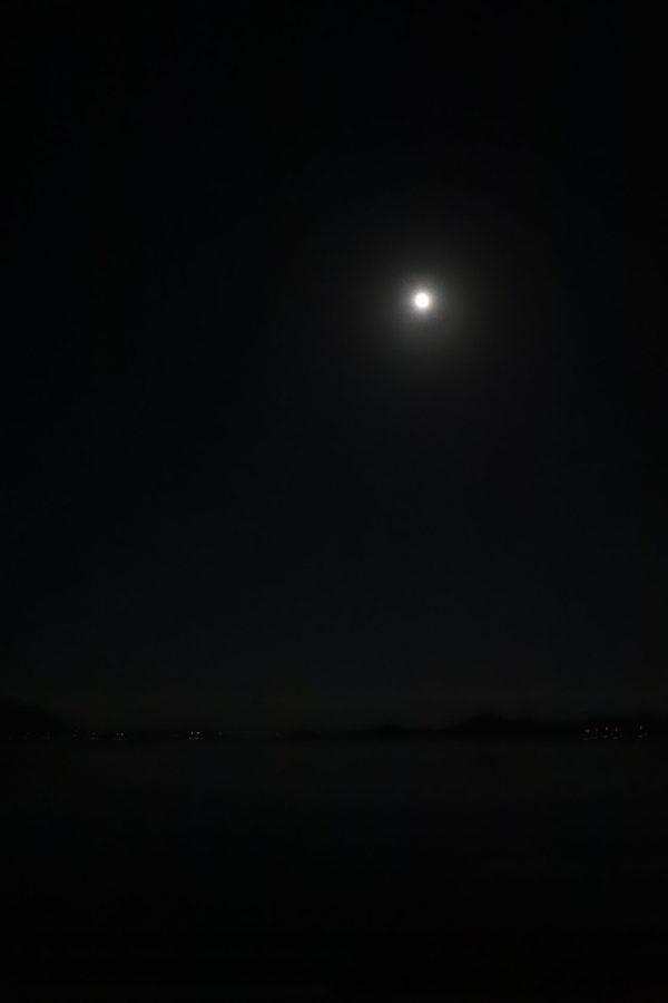 【道の駅で中秋の名月】今治市多々羅しまなみ公園