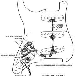 4 Way Switch Wiring Diagram Telecaster Trolling Motor 24 Volt Carvin Humbucker All Data Schema Epiphone Dot Guitar
