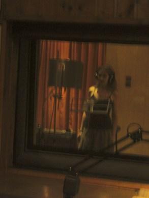 MARINA @ RECORDING STUDIO