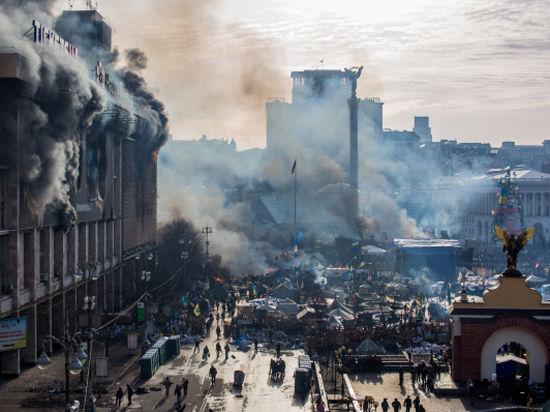 украина майдан бои протесты янукович