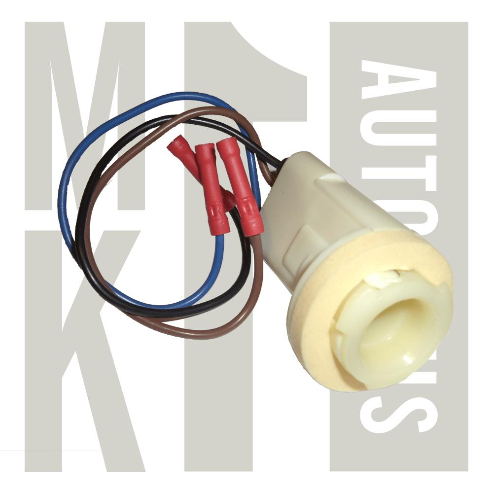 medium resolution of turn signal repair socket with wiring pig tail 14130 zoom