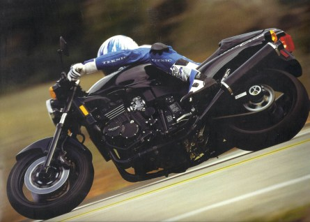 Gallery - Extreme Motorcycles 2003