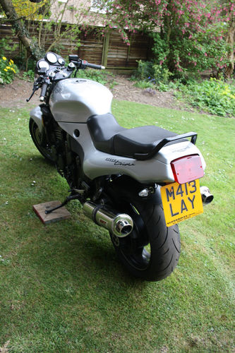 Spotting A Fake MK1 Speed Triple - 9
