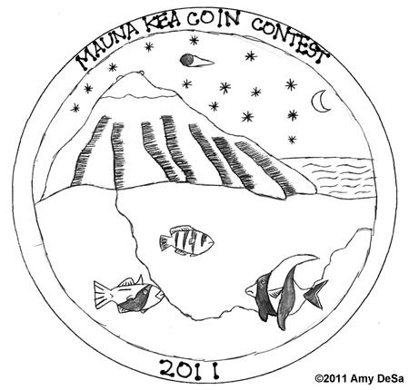 Mauna Kea Coin Contest 2011 Official Site