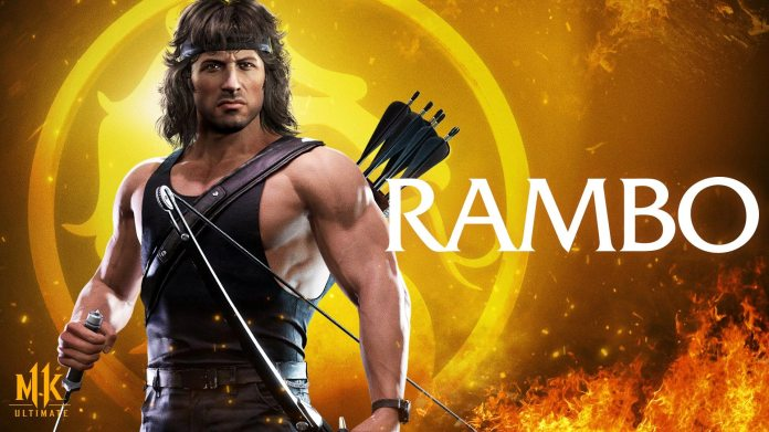Rambo Joins The Fight In New Mortal Kombat 11 Ultimate Gameplay Trailer, Featuring the Voice and Likeness of Sylvester Stallone | MKAU Gaming