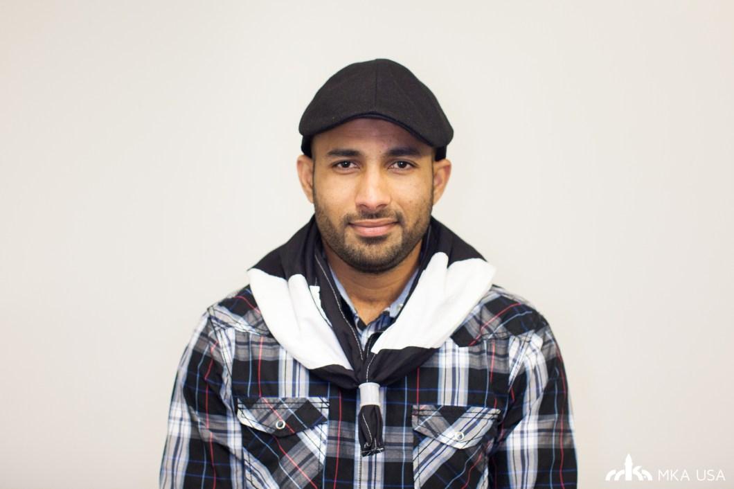 Akmal Ahmad Regional Qaid Southern California