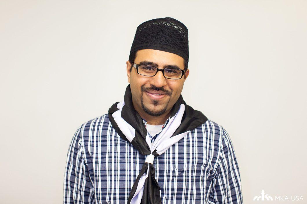 Asim Malik Naib Tehrik-e-Jahdid