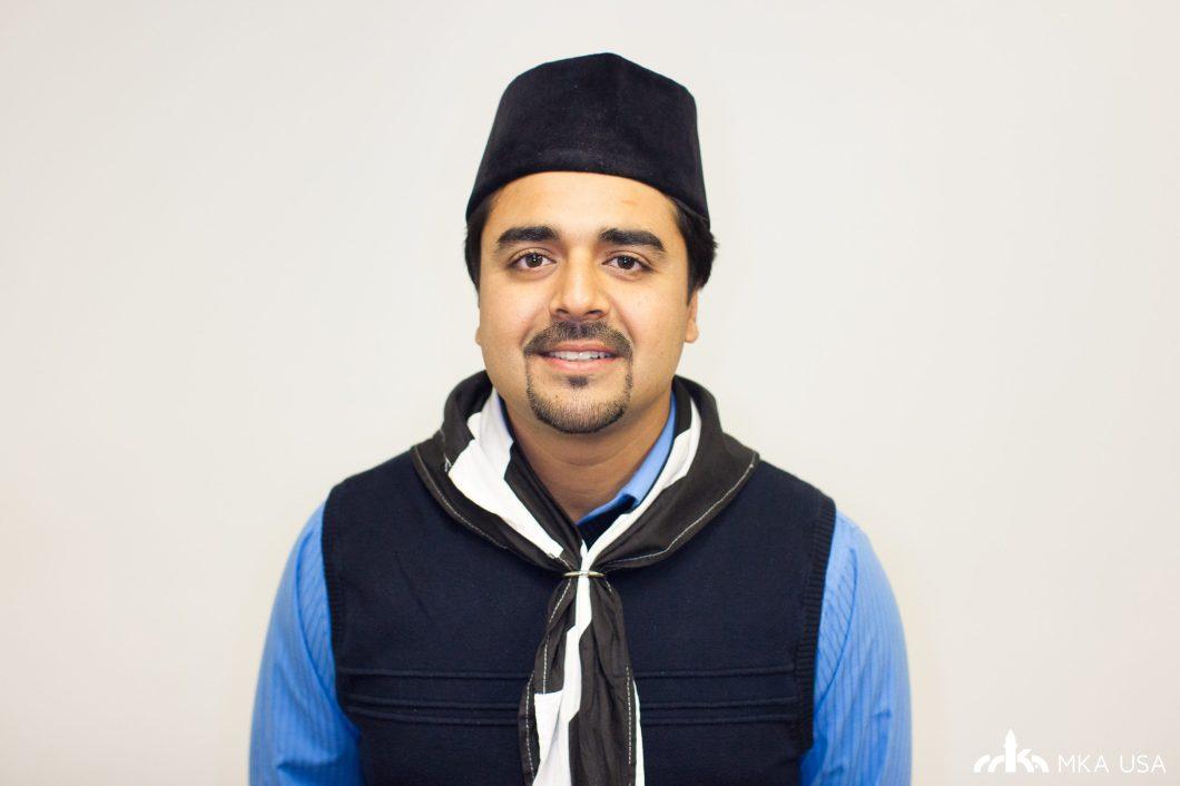 Bilal Raja Qaid North VA