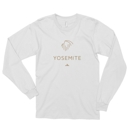 Gold Yosemite Long sleeve