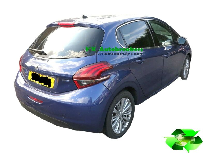 Peugeot 208 From 2015 2018 Under Bonnet Fuse Box