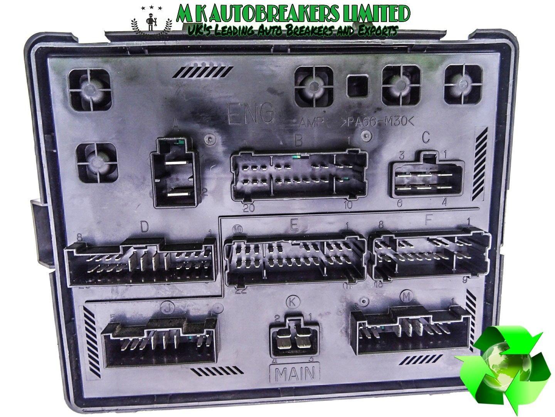 Ssangyong Rodius Model From 05 10 Engine Bay Fusebox Mk Fuse Box