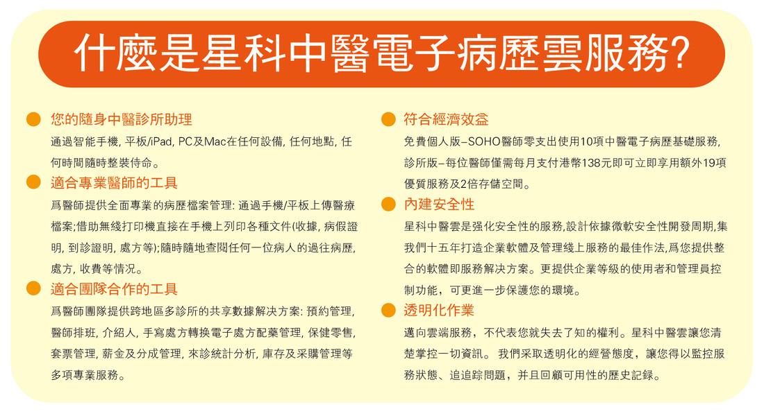 免費中醫電子病歷管理系統 - 主頁