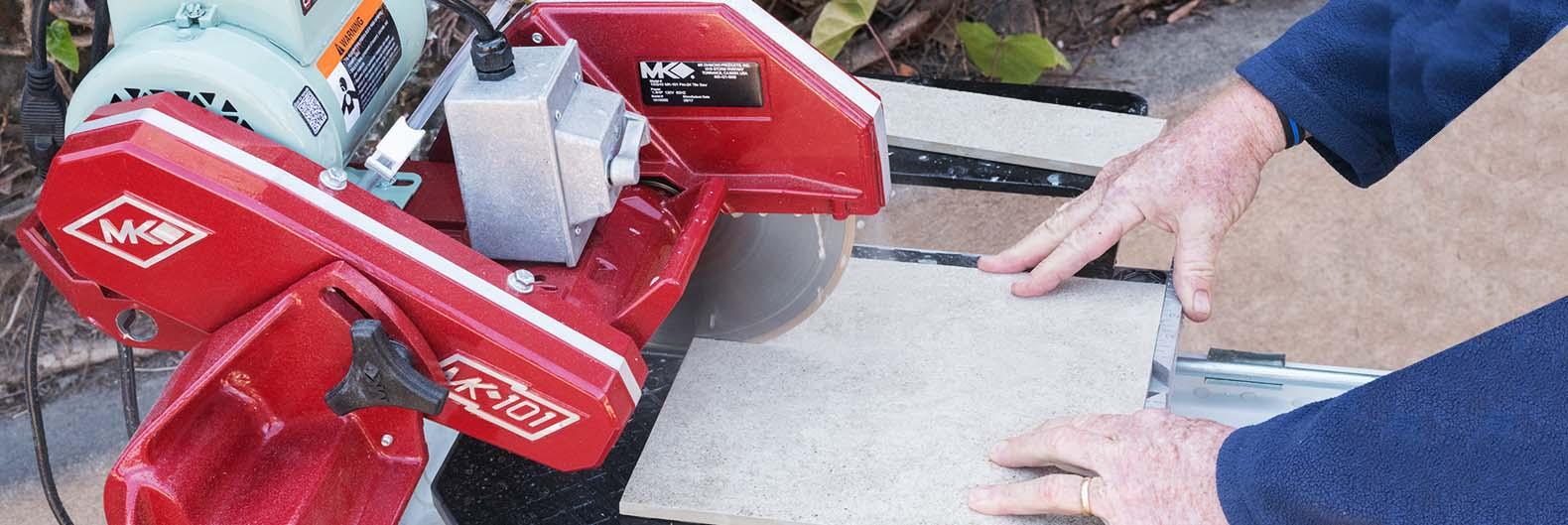mk diamond saw parts tile concrete