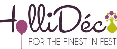 Brand New Identity: HolliDecor, For the Finest in Festive