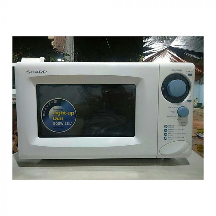 sharp microwave oven 23ltr r228h