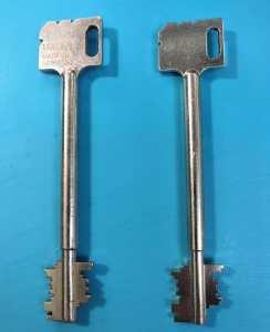 ключи mauer