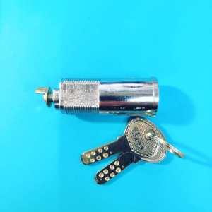 Восстановление ключей для сейфового замка Топаз.