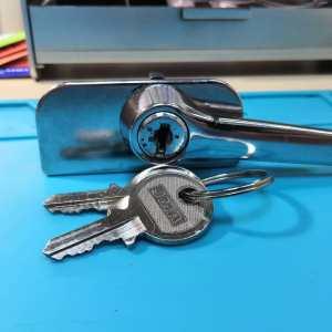 Восстановление ключа по замку для автодома.
