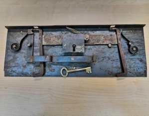 Ремонт замка и восстановление ключей по замку