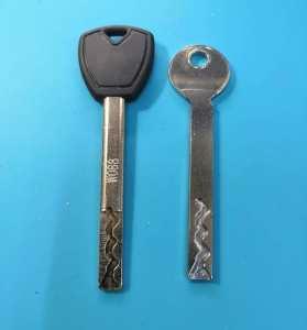 заказать ключи для сейфа