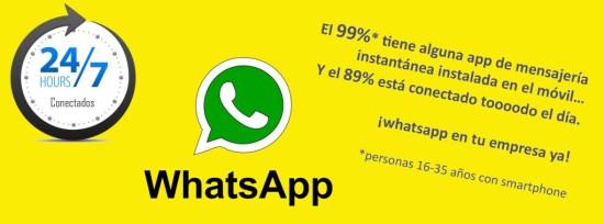 Marketing e Ideas_whatsapp en tu empresa