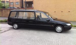 Hearse Vehicle