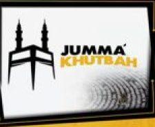 Friday-Khutbah