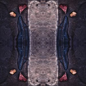 Mark Kelly - 'RYB' - (98cm x 98cm)