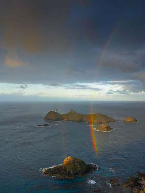 'Admiral Isles Double-Rainbow'