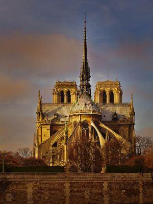 """""""Notre Dame I"""""""
