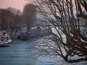 """""""River Seine II"""""""