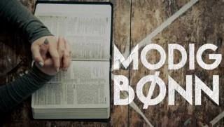 Søndag 26 mars avslutter Henning Persson taleserien «Modig Bønn».