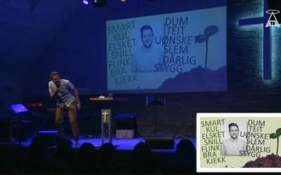 «Nytt Liv» Del 1 Av Ungdomspastor Markus Kvavik